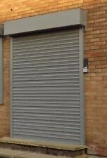Electric Operation Roller Shutter Door - 900 x 2100mm SIngle Doorway Shutter