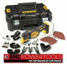 Dewalt DCS355N 18V li-ion Cordless Multi-Tool (Body Only) with T-Stack Kit