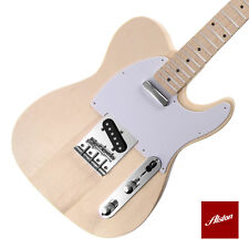 DIY Project Guitar Kit Tele Style Solid Mahogany Body Bolt On Neck A002