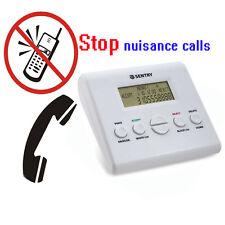 Sentry V2.0 Smart Automatic Blocking Call Blocker For  Landline Telephone