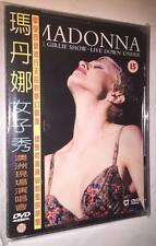 Madonna 1993 The Girlie Show Live Down Under Taiwan OBI Limited 18 Track DVD