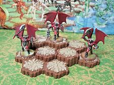 Minions of Utgar - Heroscape Utgar's Rage Wave 2 - Damaged Card