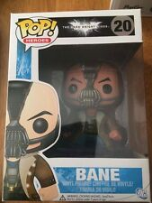 Bane (The Dark Knight Rises) Pop Vinyl VERY RARE!!