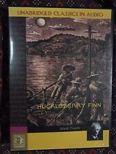 Huckleberry Finn by Mark Twain (CD-Audio, 8 x Disc set, 2002) b1