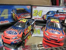 JEFF GORDON 2007 DUPONT CAR OF TOMORROW 1/24 M/A & JEFF GORDON 2007 DUPONT 1/24