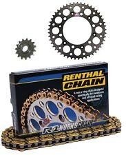Renthal R1 Chain & Sprocket Kit For Kawasaki KX 250 F 2006-10 13t 48t Black
