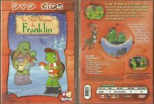 DVD - FRANKLIN : LE NOËL MAGIQUE DE FRANKLIN ( DESSIN ANIME )