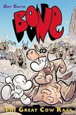 Bone: The Great Cow Race The Graphix Collection 2 by Jeff Smith (2005,...