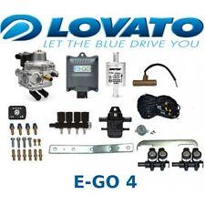 LOVATO E-Go Ego KIT PER 4 CILINDRI 120 KW/165 CV Conversione GPL Autogas