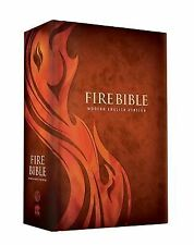 Fire Bible : Modern English Version (MEV) by Passio Faith and Life Publishers...