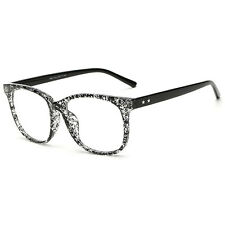 Fashion Retro Men's Women Clear Glasses Vintage Frame Espectacles Myopia Eyewear