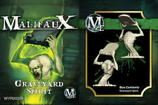 Wyrd Malifaux The Resurrectionists BNIB Graveyard Spirit