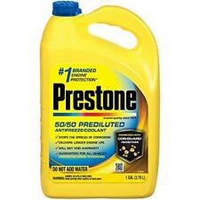 Prestone AF2100 Extended Life 50/50 Antifreeze - 1 Gallon New