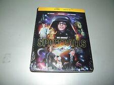 Spaceballs Blu-ray Disc, MetalPak STEELBOOK 2015 NEW SEALED