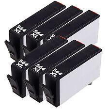 6pk 564XL Black Ink for HP 564 XL Photosmart B209a B210a B8500 B8550 B8553 B8558