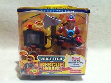 Rescue Heroes Voice Tech Video Mission Wendy Waters! FACTORY SEALED!