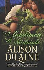 A Gentleman 'Til Midnight (Hqn) DeLaine, Alison Mass Market Paperback
