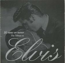 Various Artists - It's Now Or Never The Tribute To Elvis CD