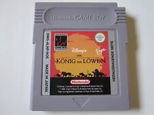 El rey león The Lion King-Nintendo Gameboy Classic #80