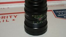 Pentax M42 Screw Mount Lens Hanimar Auto 1:2.8 F135