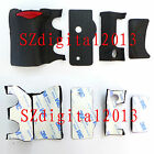 4 PCS NEW Digital Camera Body Rubber Shell For Nikon D200 Repair Parts + Tape