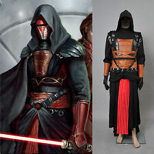 Star Wars Darth Revan Cosplay Costume Full Set *Tailored*