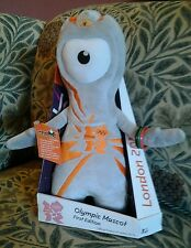 London 2012 Olympic Mascot Wenlock First Edition Limited to 2012