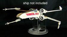 1 X Soporte de exhibición de acrílico para Hasbro Star Wars Xwing-Tvc/Biggs