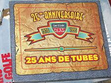 2CD Club Dial 1970-1995 25e Anniversaire  25 ans de tubes
