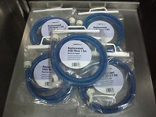 10 X BLUE REPLACEMENT WATER INLET HOSE 1.5M GLASS WASHER,DISH WASHER,ICE MACHINE
