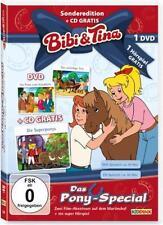 Gerhard Hahn - Bibi und Tina - Pony-Special (+ Hörspiel-CD) [2 DVDs]