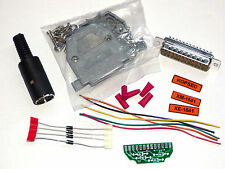 XM1541/XE1541 DIY KIT THT  adapter Commodore 64/128/1541 PC  CBM data transfer
