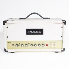Pulse Guitar Tube Amplifier Head - 30W, 2 Channel, Effects Loop, Reverb