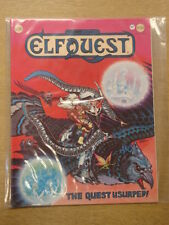 ELFQUEST #15 VF WARP GRAPHICS US MAGAZINE