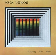 "Asia Minor:  ""Crossing The Line""  (Vinyl Reissue)"