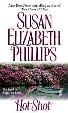 Hot Shot Phillips, Susan Elizabeth Mass Market Paperback