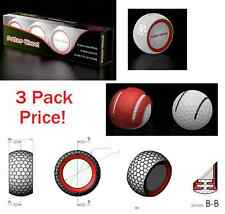 NEW! 3X Putter Wheel Golf Putting Training Aid Groove A Perfect Putt Stroke!