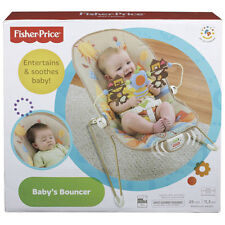 Fisher Price Baby Wippe Fun Friends mit Vibration,Wippe,Schaukel  * NEU & OVP  *