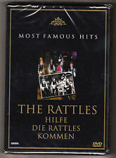 THE RATTLES - MOST FAMOUS HITS - 18 TRACKS (DUTCH VERSION) - R2 NEW & SEALED DVD
