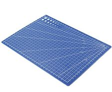A4 Cutting Mat Printed Grid Lines Scale Plate Knife Leather Paper Board Craft