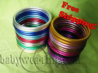 Certified Aluminium Rings For Baby Slings 3 Sizes - Nicerings - FREE SHIPPING