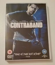 Contraband - Region 2 - Very Good Condition - DVD - Tested