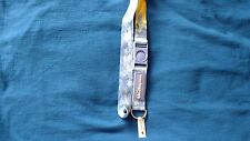 AUTHENTIC DISNEY PARKS PIN LANYARD/KEYCHAIN TINKER BELL REVERSIBLE MINT!