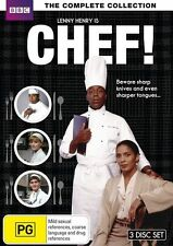 Chef! - The Complete Collection (Bbc) DVD NEW