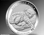 999 SILVER KOALA 2012 SILVER COIN SILVER 1/2 0,5 oz oz NEW encapsulated