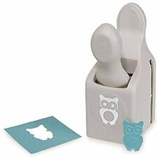 Martha Stewart Paper Craft Scrapbooking Punch Embossed Owl M283412 NEW