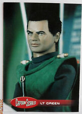 CAPTAIN SCARLET - Individual Trading Card #42, Lieutenant Green - Unstoppable