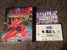 Stun Runner Commodore 64 Game! Complete! Look At My Other Games