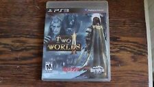 Two Worlds 2 for Playstation 3 DISC IN MINT CONDITION