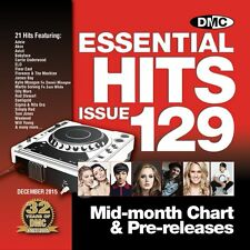 DMC Essential Hits 129 Chart Music DJ CD